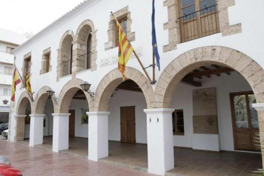 Imagen de archivo del Ayuntamiento de Santa Eulària.