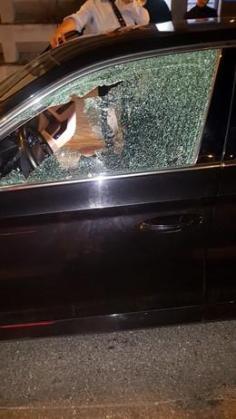 Disparan contra un conductor VTC cuando circulaba por Madrid.