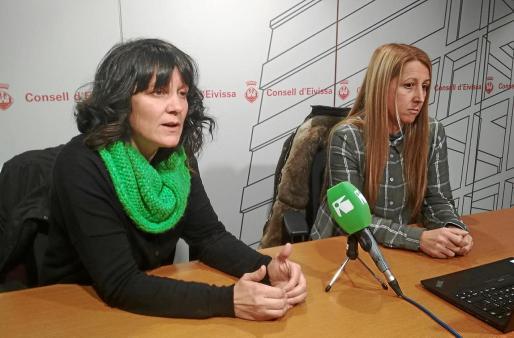 La presentación del documento se celebró ayer en el Consell d'Eivissa.