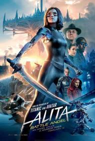Cartel de la película 'Alita: Ángel de combate'