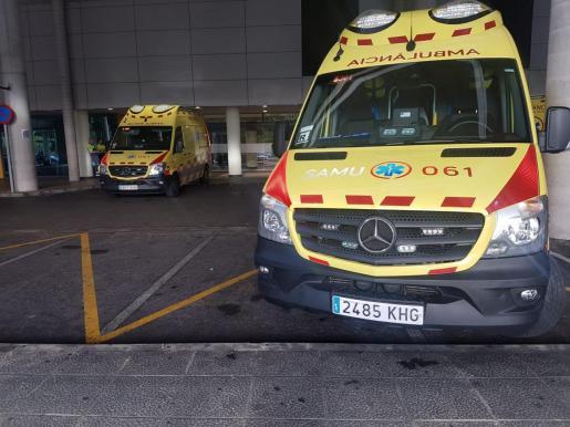 Un motorista fallece y otro conductor resulta herido en un accidente en la carretera de Andratx.