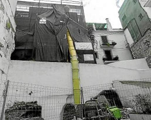 Un 60% de los propietarios de los 523 edificios de los barrios de la Marina y sa Penya han presentado la evaluación.