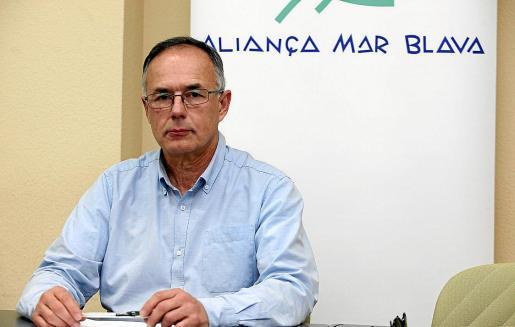 Carlos Bravo, coordinador de Alianza Mar Blava.