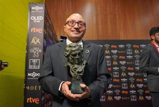 Mejor Actor Revelación: Jesús Vidal ('Campeones').
