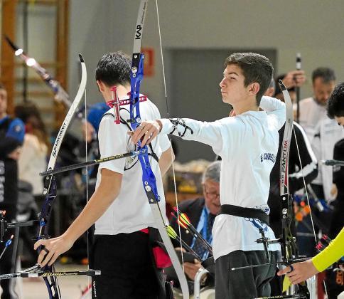 Imagen de archivo del Campeonato de Balears celebrado este año en Ibiza.