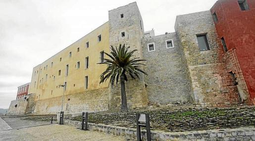 Imagen de archivo del Parador de Ibiza.