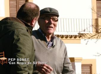 Sa cadira des majors: Pep Bonet 'Can Negre de sa Torre'