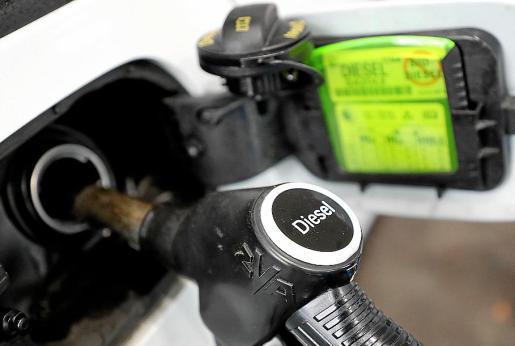 Balears ha prohibido la entrada de vehículos diésel a partir de 2025.