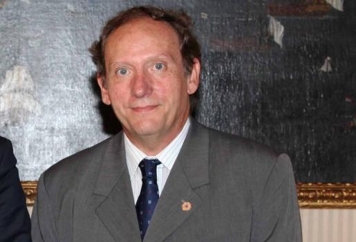 El director del centro asociado de la UNED (Universidad Nacional a Distancia) en Palma, Miguel Ángel Vázquez.