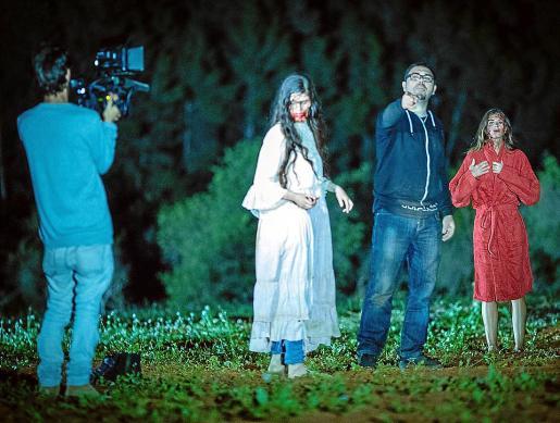 El rodaje del teaser de 'Incestum' se terminó de rodar en distintas localizaciones de Ibiza hace unos meses y el resultado definitivo se publicó este mes de enero.