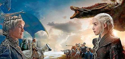 Imagen de la serie 'Juego de Tronos'.