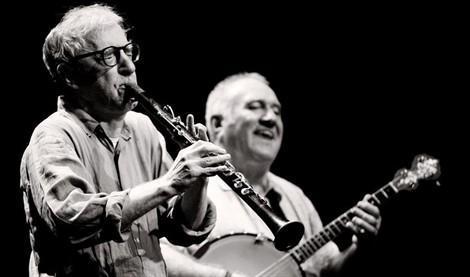 Woody Allen actuará en junio en Barcelona, Bilbao y Madrid.