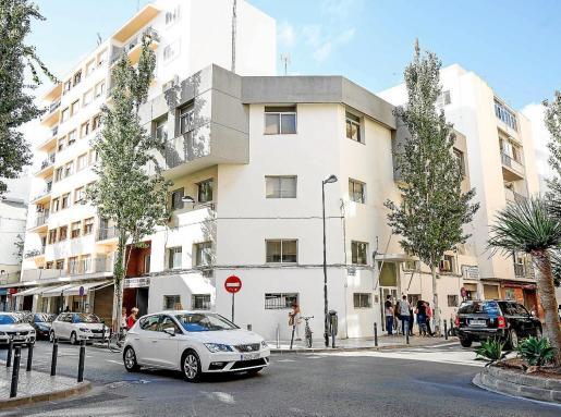 El equipo de gobierno de Vila quiere ubicar en esta esquina el futuro albergue municipal.
