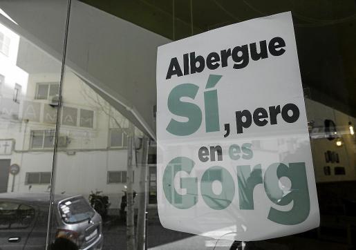 Los vecinos y comerciantes del barrio proponen que se construya en es Gorg.