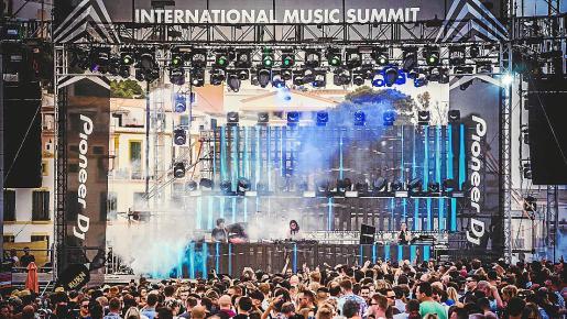 Imagen de la pasada edición del International Music Summit.