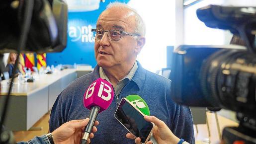 Pepe Sala es presidente del la Junta Local del PP de Sant Antoni.