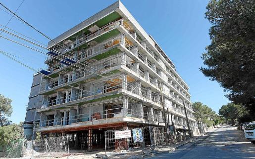 El antiguo hotel Acor se convertirá en Casa Cook, el primer cinco estrellas de Sant Antoni.