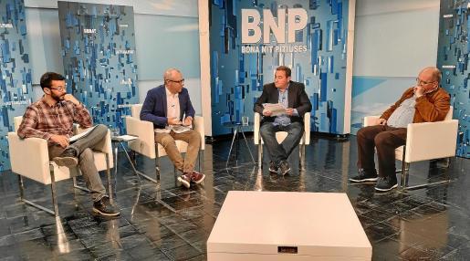 Josep Maria Costa, abogado de la familia de Nuria Ester Escalante, fue el entrevistado en el programa Bona Nit Pitiüses, presentado por Toni Ruiz.