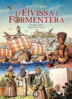 La 'Història d'Eivissa i Formentera' de Escandell y Ferrer se presenta en Barcelona.