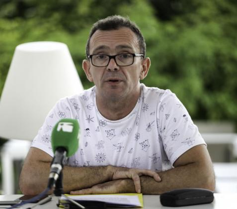Salvador Aguilera.