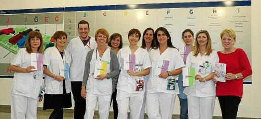 Las cinco guías han sido editadas por el Área de Salud de Ibiza y Formentera.