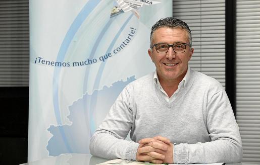 Alfonso Rojo es el presidente de la Pimeef desde 2015.