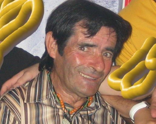 El humorista Manuel Reyes se hizo popular con su personaje 'Pozí'.