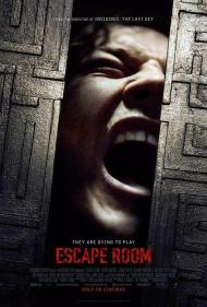 Cartel de la película 'Escape Room'