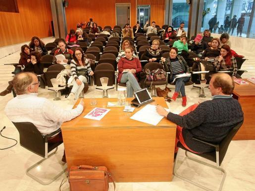 El Consell d'Eivissa albergó las cuartas Jornadas sobre el Derecho a la Vivienda en Ibiza.