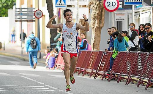 José Carlos Añibarro ganador de la última edición.