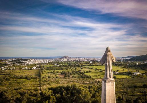 El vigilante de Ibiza.