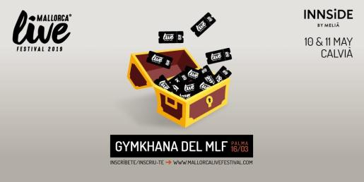 La Gymkhana del Mallorca Live Festival cuenta con suculentos premios.