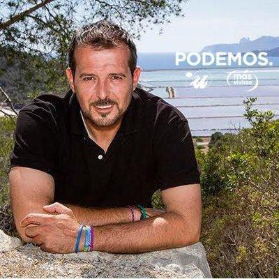 Foto de perfil de Mario Devis en su cuenta de Twitter.