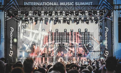 El Back to Back del IMS se ha convertido año tras año en una cita muy esperada para los amantes de la música electrónica.