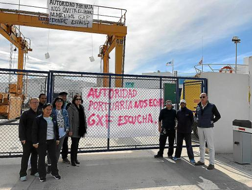 Los trabajadores protestaron el jueves día 7 reclamando ser subrogados por la nueva concesionaria.