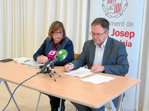 Los caminos de Paquita Ribas y Josep Marí 'Agustinet' se separan tras veinte años de trabajo conjunto.