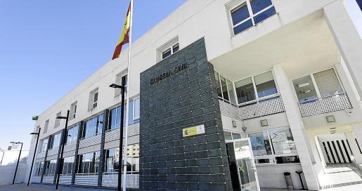 La investigación de la Guardia Civil desencadenó las detenciones de los dos presuntos autores.
