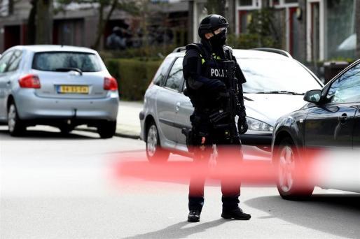 Detenido el sospechoso que ha matado a tres personas a tiros en Utrecht.
