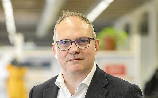 Eduard Martín, director del programa 5G de la Mobile World Capital Barcelona (MWCapital) y coordinador del Observatorio Nacional de 5G / MWC.