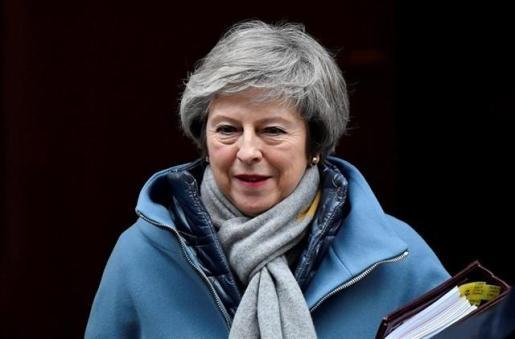 La UE da a Londres hasta el 12 de abril para decidir si quiere Brexit caótico en caso de no acuerdo.