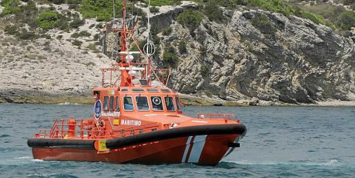 Salvamento Marítimo movilizó a la guardamar Caliope desde el puerto de Sant Antoni.