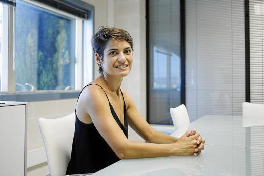 Naihara Cardona, de la Asociación Soluciones Legales para Todos.