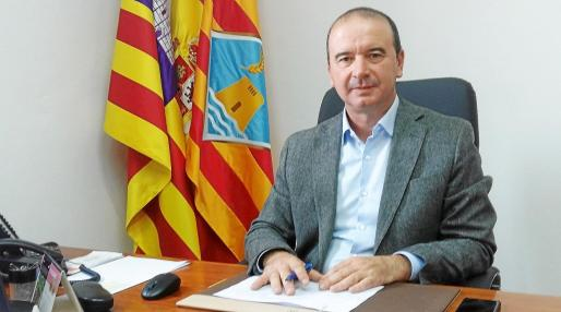 Jaume Ferrer, presidente del Consell de Formentera.