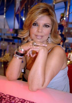 Foto de archivo del 11/08/2010 de la presentadora de televisión Terelu Campos.