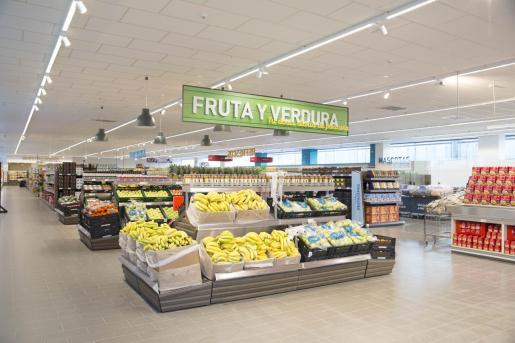 El supermercado abrirá el 5 de abril en la isla
