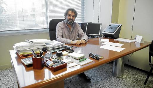 Toni Gayà sustituyó el pasado mes de diciembre a Rafael Ballester como presidente de Afedeco.