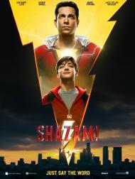 Cartel de la película 'Shazam'