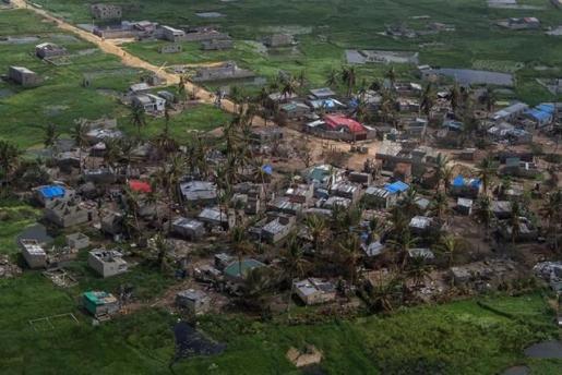 Las lluvias continuaron incluso después del paso de 'Idai', lo que ha provocado el desplazamiento de 19.328 personas