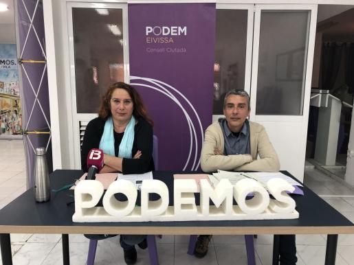 """Podemos Eivissa ha criticado la actitud del Govern a quien han acusado de """"ridiculizar"""" la propuesta de un catedrático."""