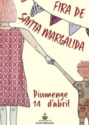 La Fira de Santa Margalida 2019 se celebra el domingo, 14 de abril.